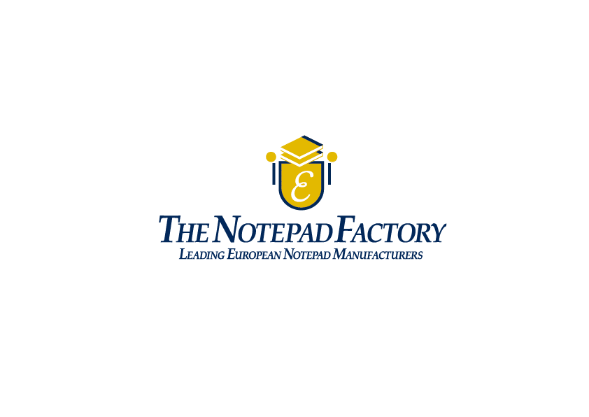 Logo Van Den Ende The Notepad Factory