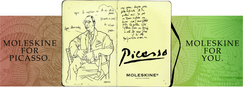 Picasso moleskine