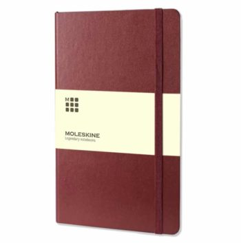 Moleskine Notitieboek Bordeaux Amaranth