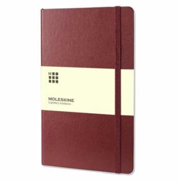 Moleskine Notitieboek Bordeaux Amaranth