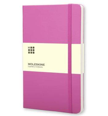 Moleskine notitieboek Magenta