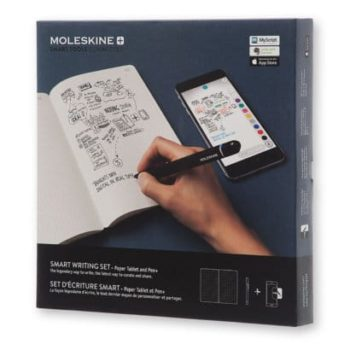 Moleskine Smart Writing Set - digitaal notitieboek