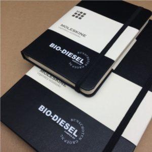moleskine-notitieboekje-bedrukt-logo-zwart