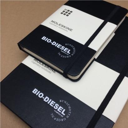 Notitieboek met logo bedrukking | Moleskine
