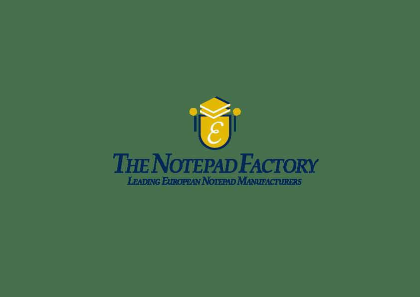 Logo Van Den Ende The Notepad Factory