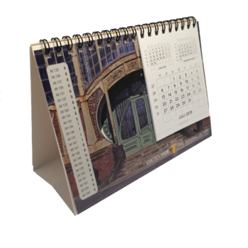 Bureaukalender wire-o