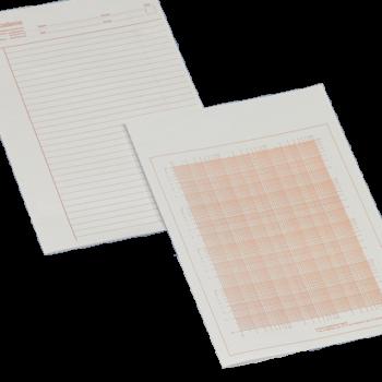wiskundepapier van den ende the notepad factory proefwerkpapier