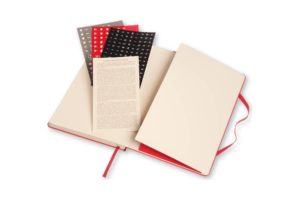 Weekly Notebook Red