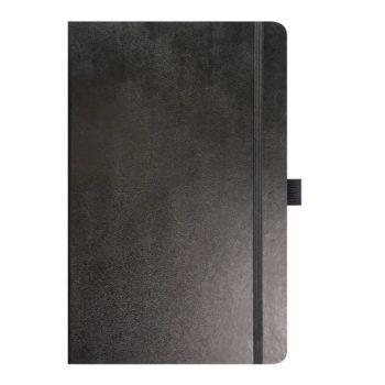 Castelli notitieboek zwart