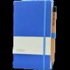Castelli notitieboek soft touch kobaltblauw 914