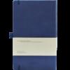Castelli notitieboek met eigen logo blauw