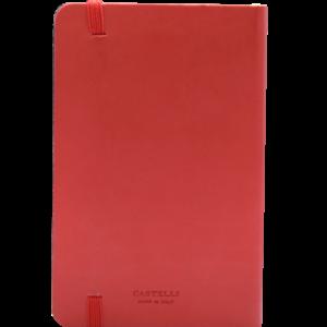 Castelli flexibel rood 757 achterzijde