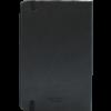 Castelli notitieboek met flexibele kaft zwart - achterzijde