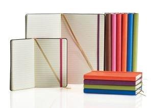 Alternatief voor Moleskine is Castelli notitieboekjes