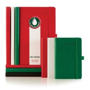 castelli notitieboek met logo bedrukken