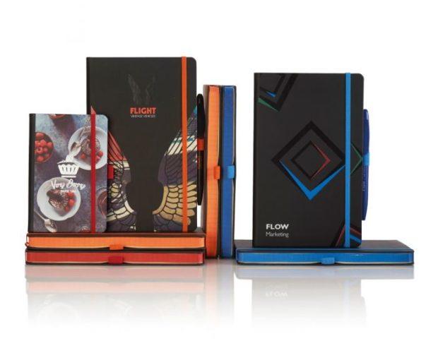luxe notitieboeken van castelli bedrukt