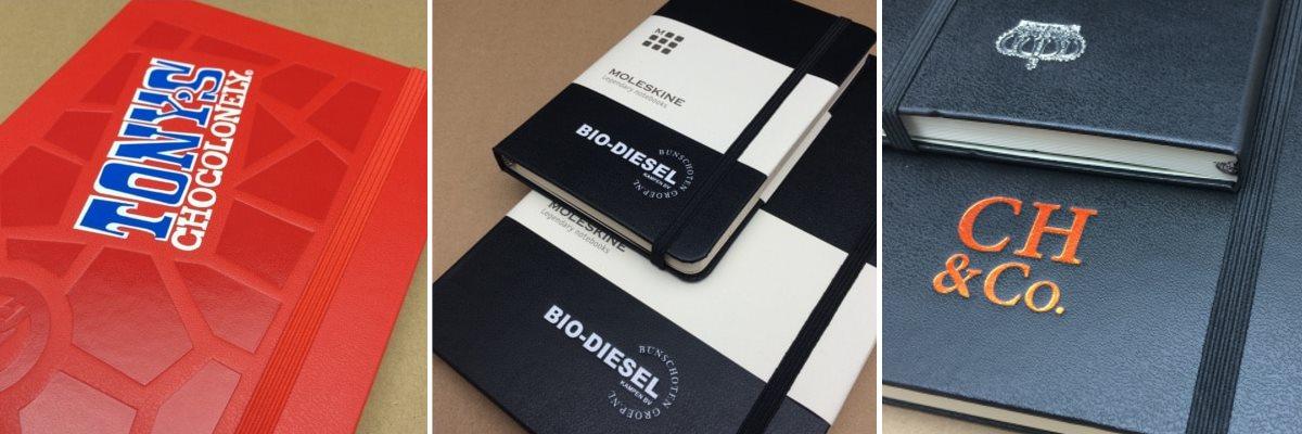 Moleskine notitieboeken bedrukken en personaliseren? 4 redenen