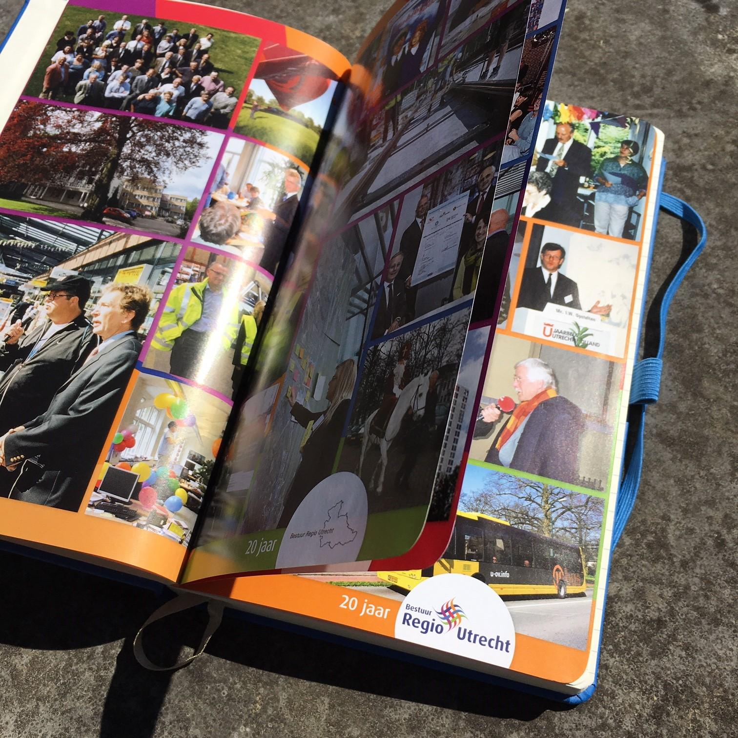 Castelli boek met eigen pagina's The Notepad Factory