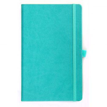 Ocean Blauw Notitieboek - Met logo bedrukking en op maat