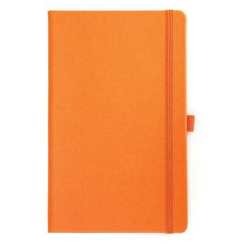 Zakelijk notitieboek - Oranje