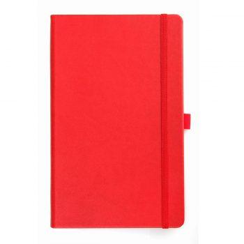 Rood Notitieboek volledig op maat