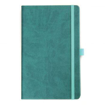 Aqua Notitieboek - Op maat leverbaar