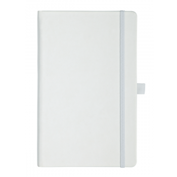 Wit Notitieboek - Volledig op maat leverbaar