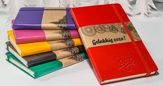 notitieboek kerst relatiegeschenk