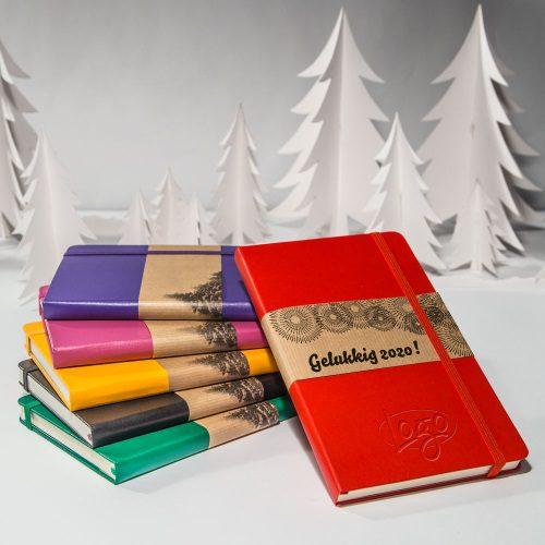 Notitieboek Kerstcadeau en Relatiegeschenk