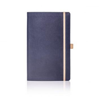 Duurzaam notitieboek - Appeel Blauw