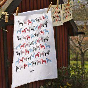 Theedoeken en vaatdoeken naar wens bedruktnhanddoek en vaatdoekjes met logo
