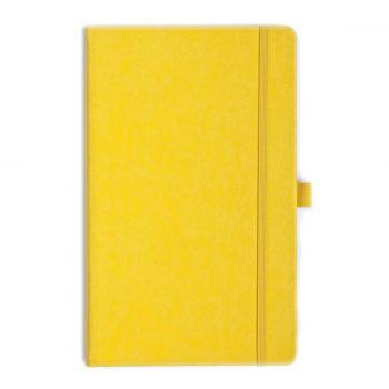 100% Custom notitieboek geel