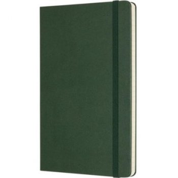 Moleskine groen myrtle green bedrukken