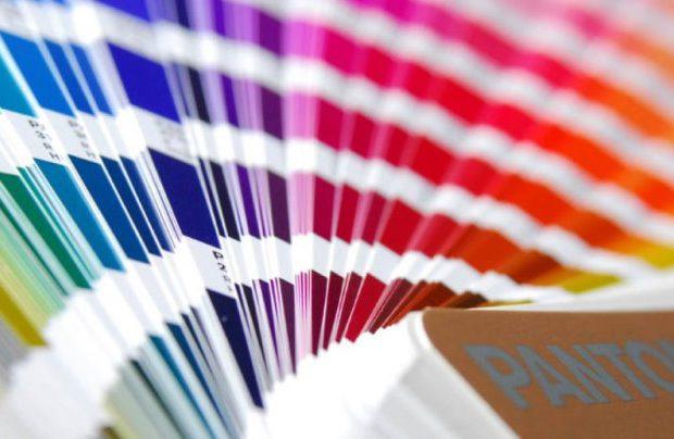 Pantone PMS kleur notitieboek en relatiegeschenk