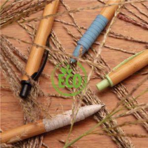 Bamboe tarwestro pen in 4 kleuren verkrijbaar_2_web