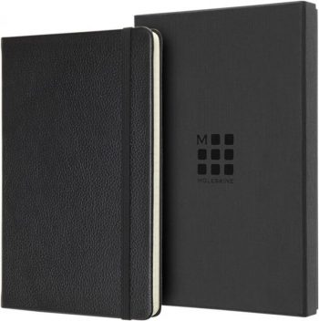 moleskine lederen notitieboek