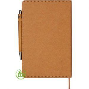 Notitieboek en pen Bamboe duurzaam bedrukken 2_web