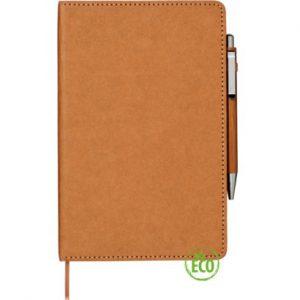 Notitieboek en pen Bamboe duurzaam bedrukken 4_web