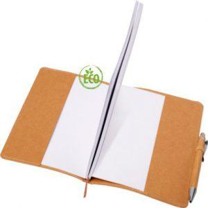 Notitieboek en pen Bamboe duurzaam bedrukken 6_web