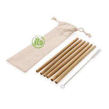 bamboe rietjes herbruikbaar