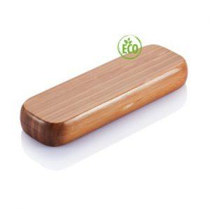 Bamboe balpen in houten box-2-web