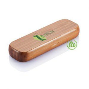 Bamboe balpen in houten box-4-web