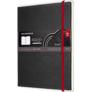 Moleskine Adobe Creative Cloud paper tablet