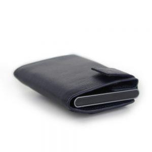 SecWal kaarthouder met portemonnee_leder_donkerblauw_12