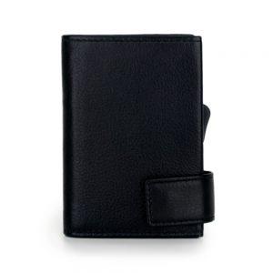 SecWal kaarthouder met portemonnee_leder_zwart_6