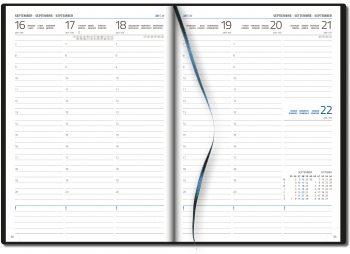 Agenda 2021 1 week per 2 pagina's