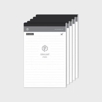 Ncode papier A4 gelinieerd kopgehecht