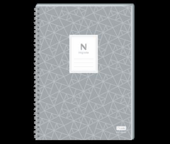 Ncode schrijfblok spiraal A5