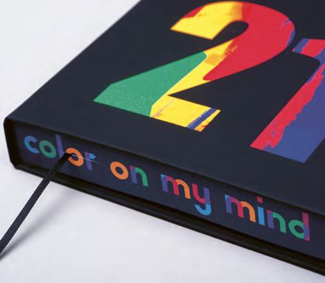 Agenda prisma hardcover met eigen logo