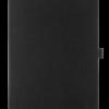 notitieboek met eigen logo zwart